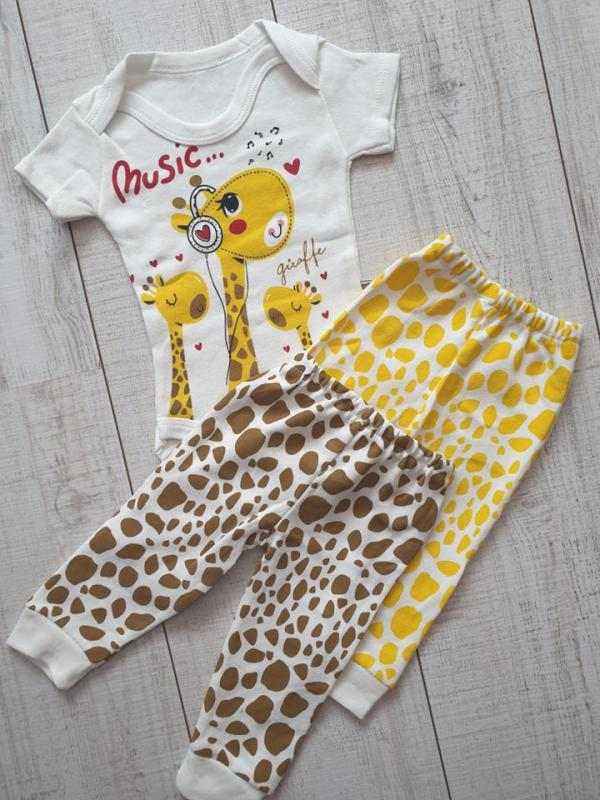 Body set GIRAFFE